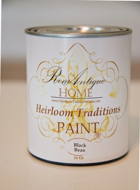 Heirloom Traditions Black Bean