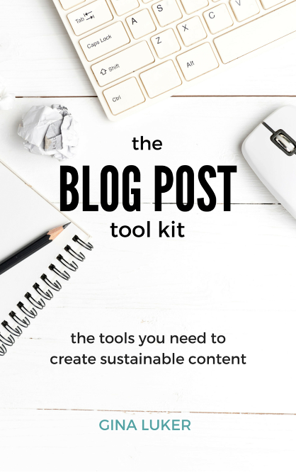 Investing in your blog - Inspired to restore