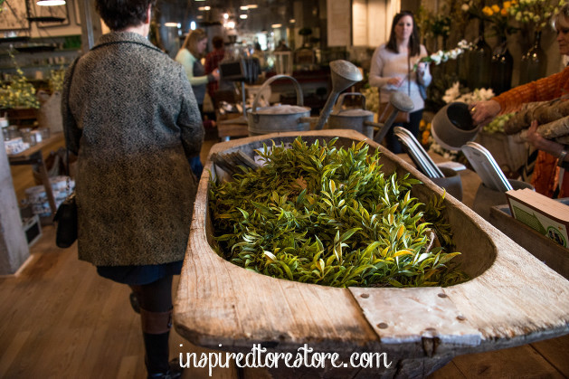 Magnolia Market - My visit in January 2016