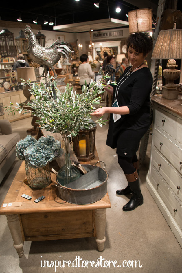 Just a few sights from Dallas Market January 2016