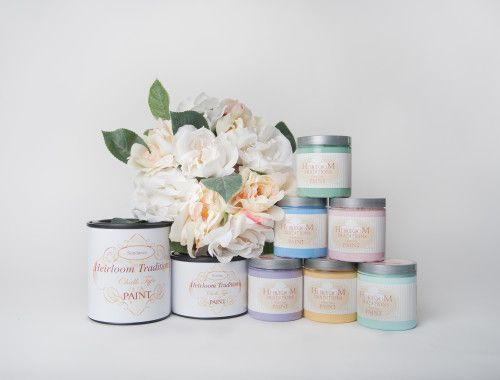 Why I chose Heirloom Traditions Paint Company